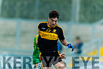 Tony Brosnan  Dr Crokes in action against  South Kerry in the Senior County Football Final in Austin Stack Park on Sunday