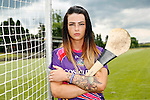 24/06/2014<br /> Cork Camogie player Ashling Thompson from Milford GAA club.<br /> Picture: Don Moloney / Press 22