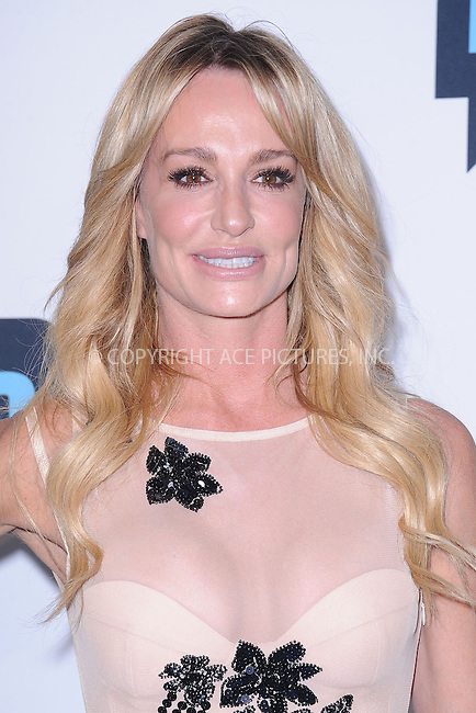 WWW.ACEPIXS.COM . . . . . .April 3, 2013...New York City....Taylor Armstrong attends the 2013 Bravo New York Upfront at Pillars 37 Studios on April 3, 2013 in New York City ....Please byline: KRISTIN CALLAHAN - ACEPIXS.COM.. . . . . . ..Ace Pictures, Inc: ..tel: (212) 243 8787 or (646) 769 0430..e-mail: info@acepixs.com..web: http://www.acepixs.com .