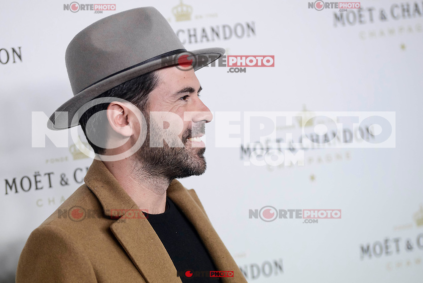 """Miguel Carrizo attends to the Moet & Chandom party """"New Year's Eve"""" at Florida Retiro in Madrid, Spain. November 29, 2016. (ALTERPHOTOS/BorjaB.Hojas) /NORTEPHOTO.COM"""