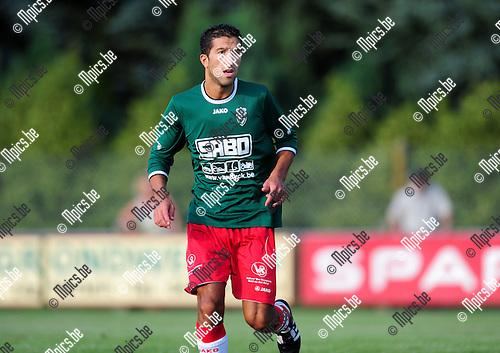 2014-07-22 / Voetbal / seizoen 2014-2015 / KFC Houtvenne / Nurullah Kocak<br /><br />Foto: mpics.be