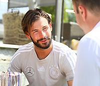 Marvin Plattenhardt (Deutschland Germany) - 05.06.2018: Media Day der Deutschen Nationalmannschaft zur WM-Vorbereitung in der Sportzone Rungg in Eppan/Südtirol
