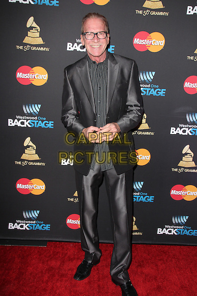 LOS ANGELES, CA - FEBRUARY 12: Pat O'Brien at the 2016 Grammys Radio Row Day 1 presented by Westwood One, Staples Center, Los Angeles, California on February 12, 2016.   <br /> CAP/MPI/DE<br /> &copy;DE//MPI/Capital Pictures
