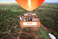 20170116 16 January Hot Air Balloon Cairns