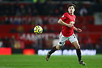 Daniel James of Manchester United during the Premier League match at Old Trafford, Manchester. Picture date: 1st December 2019. Picture credit should read: Phil Oldham/Sportimage