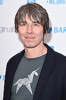 Brian Cox at WE Day 2016 at Wembley Arena, London.<br /> March 9, 2016  London, UK<br /> Picture: Steve Vas / Featureflash