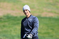 Thorbjorn Olesen (DEN) on the 4th fairway during Round 1 of the Open de Espana 2018 at Centro Nacional de Golf on Thursday 12th April 2018.<br /> Picture:  Thos Caffrey / www.golffile.ie<br /> <br /> All photo usage must carry mandatory copyright credit (&copy; Golffile | Thos Caffrey)