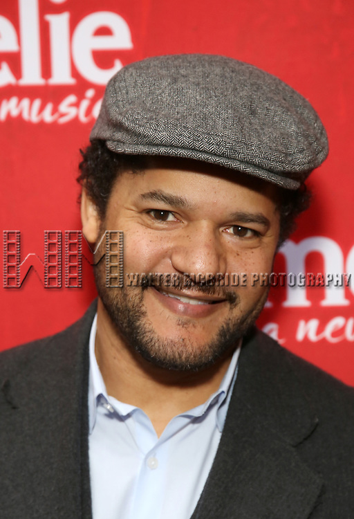 Brandon Dirden attends the Broadway Opening Night performance of 'Amelie' at the Walter Kerr Theatre on April 3, 2017 in New York City