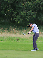 Paul Hendriksen (ENG) on the 10th fairway during Round 1 of the Northern Ireland Open at Galgorm Castle Golf Club, Ballymena Co. Antrim. 10/08/2017<br /> Picture: Golffile | Thos Caffrey<br /> <br /> <br /> All photo usage must carry mandatory copyright credit     (&copy; Golffile | Thos Caffrey)