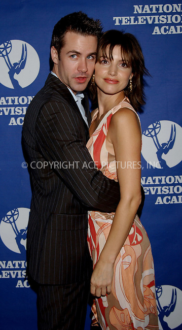 WWW.ACEPIXS.COM . . . . . ....NEW YORK, APRIL 22, 2006....Michelle Rey Smith and John Driscol at the 33rd Annual Creative Arts EMMY Awards.....Please byline: KRISTIN CALLAHAN - ACEPIXS.COM.. . . . . . ..Ace Pictures, Inc:  ..(212) 243-8787 or (646) 679 0430..e-mail: picturedesk@acepixs.com..web: http://www.acepixs.com