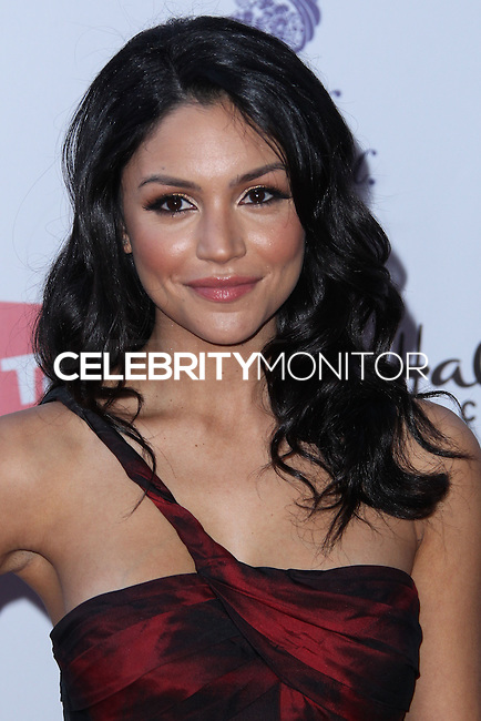 HOLLYWOOD, CA - DECEMBER 01: Bianca Santos arriving at the 82nd Annual Hollywood Christmas Parade held at Hollywood Boulevard on December 1, 2013 in Hollywood, California. (Photo by Xavier Collin/Celebrity Monitor)