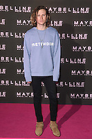 Dougie Poynter at the Maybelline Bring on the Night party at The Scotch of St James, London, UK. <br /> 18 February  2017<br /> Picture: Steve Vas/Featureflash/SilverHub 0208 004 5359 sales@silverhubmedia.com