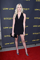 """LOS ANGELES - AUG 15:  Jackie R. Jacobson at the """"Low Low"""" Los Angeles Premiere at the ArcLight Hollywood on August 15, 2019 in Los Angeles, CA"""