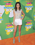 Selena Gomez attends The 24th Annual Kids' Choice Awards held at USC's Galen Center in Los Angeles, California on April 02,2011                                                                               © 2010 DVS / Hollywood Press Agency
