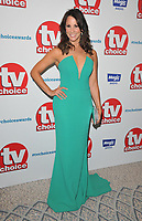 Andrea McLean at the TV Choice Awards 2018, The Dorchester Hotel, Park Lane, London, England, UK, on Monday 10 September 2018.<br /> CAP/CAN<br /> &copy;CAN/Capital Pictures