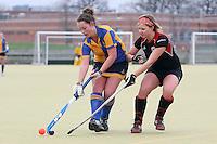University of Essex Ladies HC vs Upminster Ladies HC 2nd XI 29-01-11