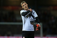 Brentford goalkeeper, Daniel Bentley, was named as a substitute during Brentford vs Birmingham City, Sky Bet EFL Championship Football at Griffin Park on 2nd October 2018