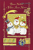 Isabella, CHRISTMAS SANTA, SNOWMAN, paintings(ITKE523135,#X#)