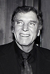 Burt Lancaster attends A.T.A.S. at the Beverly Hills Hotel on February 1, 1982 in Beverly Hills, California.