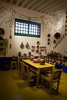 Museo Casa Frida Kahlo, Coyoacan. Aromas y Sabores with Chef Patricia Quintana, Mexico City, Mexico