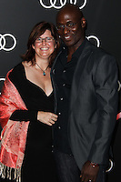 LOS ANGELES, CA - JANUARY 09: Lance Reddick at the Audi Golden Globe Awards 2014 Cocktail Party held at Cecconi's Restaurant on January 9, 2014 in Los Angeles, California. (Photo by Xavier Collin/Celebrity Monitor)