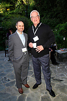 LOS ANGELES - APR 9: Jay Haddad, Dan Kitowski at The Actors Fund's Edwin Forrest Day Party and to commemorate Shakespeare's 453rd birthday at a private residence on April 9, 2017 in Los Angeles, California