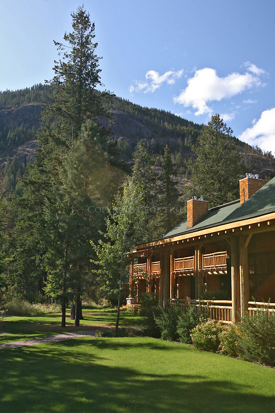 Freestone Inn in the Cascade Mountains of Washington State