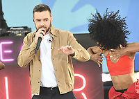 NEW YORK, NY - MAY 15:  Liam Payne performs on Good Morning America 2018 Summer Concert Series in Central Park on May 15, 2018 in New York City.  <br /> CAP/MPI/PAL<br /> &copy;PAL/MPI/Capital Pictures
