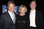 Peter Strauss, Michael Learned, Ian Lithgow attending the Off- Broadway Opening Night Performance After Party for the Delaware Theatre Company Production of 'The Outgoing Tide'  at Lavo in New York City on 11/20/2012.