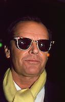Jack Nicholson By Jonathan Green