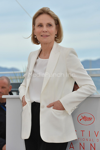 Marthe Keller at the Photocall &acute;Jury un Certain Regard` - 69th Cannes Film Festival on May 13, 2016 in Cannes, France.<br /> CAP/LAF<br /> &copy;Lafitte/Capital Pictures /MediaPunch ***NORTH AND SOUTH AMERICA ONLY***