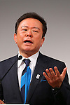 Naoki Inose, MARCH 4, 2013 : IOC Evaluation Commission visit at Hotel Okura in Tokyo, Japan. (Photo by AFLO SPORT)
