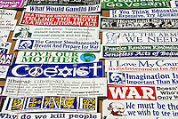Political, Activist, Signs, Banners on Display  for Sale