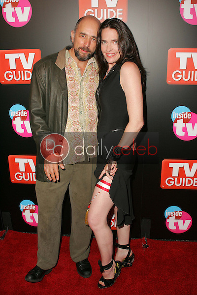 Richard Schiff and Sheila Kelly<br />at the TV Guide and Inside TV Emmy Awards After Party. Hollywood Roosevelt Hotel, Hollywood, CA 09-18-05<br />Dave Edwards/DailyCeleb.Com 818-249-4998
