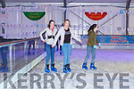 skaters enjoying the Killarney on Ice on Saturday