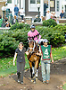 Tour Guide before The Dover Stakes at Delaware Park on 10/6/12