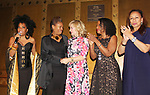 Rhonda Ross - Deborah Koenigsberger, Amy Carlson, Fashion designer Tracy Reese and Tamara Tunie support Hearts of Gold All That Glitters Ball celebrating 23 years of support to New York City's homeless mothers and their children on November 1, 2017 at Capitale, New York City, New York.  (Photo by Sue Coflin/Max Photo)