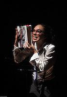 MEDELLIN -COLOMBIA. 25-08-2013. El teatrico_el ojo indiscreto/ bogota durante la Fiesta de las Artes Escenicas en la ciudad de Medellin. Photo: VizzorImage / Str