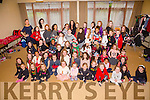 Members of Joanne Barry's Destiny Dance  Academy were the model stars of their festive Fashion Show at the Fels Point Hotel on Sunday