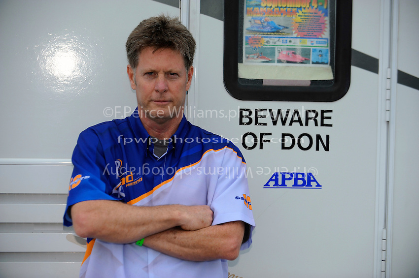 """Beware of Don!""Don Wilson, (#9) (SST-45 class)"