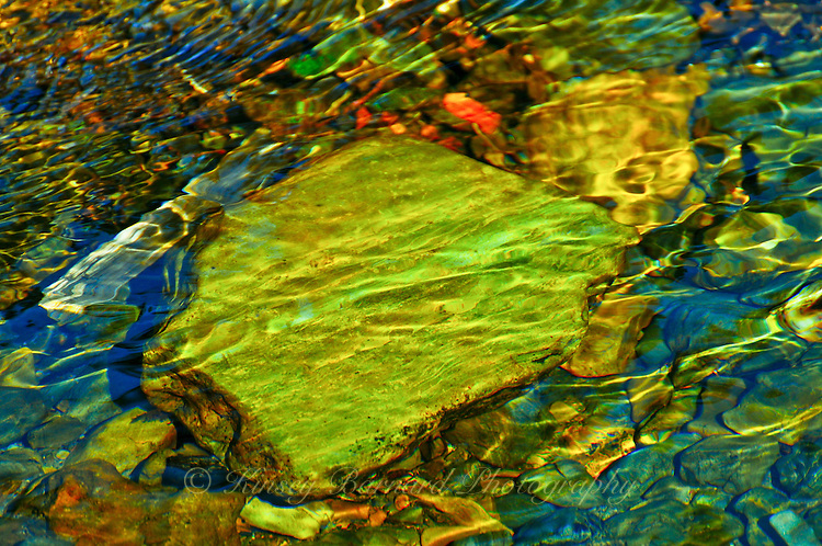 """""""GEM CREEK"""" 24 x 36 signed, original, gallery wrapped wrapped canvas $2,500. Check for availability"""
