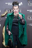 Debi Mazar attends to the premiere of 'La Peste' at Callao Cinemas in Madrid, Spain. January 11, 2018. (ALTERPHOTOS/Borja B.Hojas) /NortePhoto.com NORTEPHOTOMEXICO