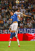 Julian Draxler (Deutschland, Germany) gegen Mattias Kält (Estland, Estonia) - 11.06.2019: Deutschland vs. Estland, OPEL Arena Mainz, EM-Qualifikation DISCLAIMER: DFB regulations prohibit any use of photographs as image sequences and/or quasi-video.