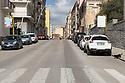 29 marzo 2020, Sassari, via Filippo Turati.