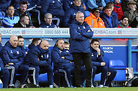 Ipswich Town manager Paul Lambert during Ipswich Town vs Lincoln City, Emirates FA Cup Football at Portman Road on 9th November 2019