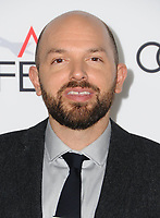 12 November  2017 - Hollywood, California - Paul Scheer. AFI FEST 2017 Screening Of &quot;The Disaster Artist&quot; held at The Beverly Hilton Hotel in Hollywood. <br /> CAP/ADM/BT<br /> &copy;BT/ADM/Capital Pictures
