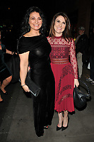 Natalie J Robb and Gillian Keaney at The Inside Soap Awards 2017, The Hippodrome, Cranbourn Street, London, England, UK, on Monday 06 November 2017.<br /> CAP/CAN<br /> &copy;CAN/Capital Pictures