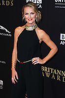 BEVERLY HILLS, CA, USA - OCTOBER 30: Brooke Anderson arrives at the 2014 BAFTA Los Angeles Jaguar Britannia Awards Presented By BBC America And United Airlines held at The Beverly Hilton Hotel on October 30, 2014 in Beverly Hills, California, United States. (Photo by Xavier Collin/Celebrity Monitor)