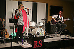 MG Productions Present Rod Stewart Fan Fest at the El Cortez with 2 Rod Stewart Tribute Artists on one stage to benefit Shade Tree featuring Vic Vega of Las Vegas  and RG Stewart of Huntington Beach
