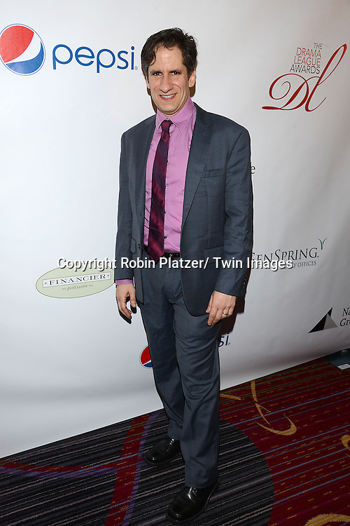 Seth Rudetsky attends the 80th Annual Drama League Awards Ceremony and Luncheon on May 16, 2014 at the Marriot Marquis Hotel in New York City, New York, USA.